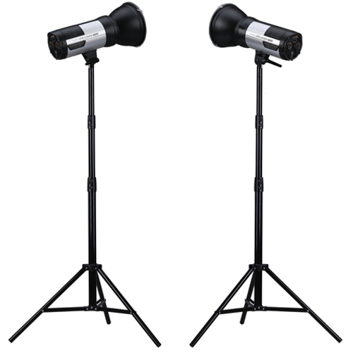 ProMaster-Unplugged M600 2-Light Kit #6775-Studio Lighting Kits