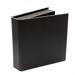 Black Leatherette USB Folio
