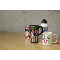 Personalised Gifts, mugs, key rings, puzzles