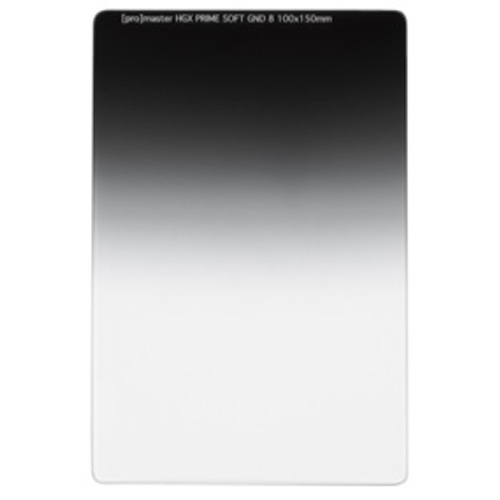 ProMaster-100 x 150mm Soft GND8x (0.9) HGX Prime #3741-Filters