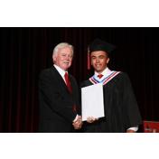Millwood High Grad Ceremony