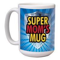 15 oz Ceramic Mom Mug (F)