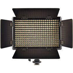 ProMaster-LED308B Camera Video Light - Bi-Color #7719-Studio / Location Lighting