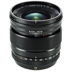 Fujifilm-FUJINON XF 16mm F1.4 R WR-Lenses - SLR & Compact System