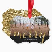 PG Ornament Metal – Vintage Horizontal