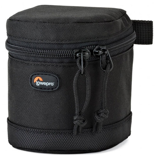 Lowepro-Lens Case 7 x 8 cm - Black-Bags and Cases