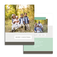 Oodles of Dots: 10pk Christmas Cards