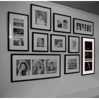 "Set of Three 8x10"" (203x254mm) Photo Wall Frame - Vertical"