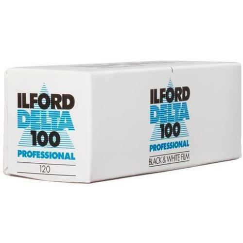 Ilford-Delta 100 Professional 120 Roll-Film