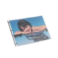 Simple - Clear Silk A5 Photo Book