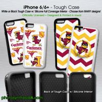 ISU iPhone 6 Tough Case - Choose Your Design