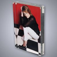 "Acrylic Block 4x6"" Portrait"