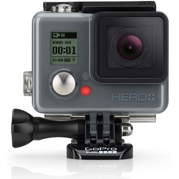 GoPro-HERO+ LCD #CHDHB-101-Video Cameras