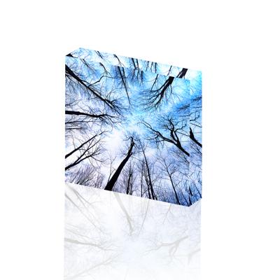 16x16 - Bloc acrylique