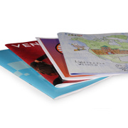 Saddle Stitch - Soft Cover Books