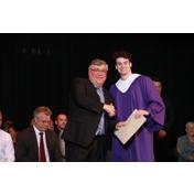 J.L. Ilsley High Grad Ceremonies