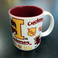 ISU Vintage Logos Mugs