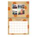 Colorful Kraft Calendar - 2021
