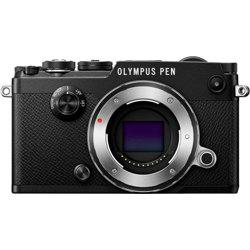 Olympus-PEN-F Interchangeable Lens System Camera - Body Only-Digital Cameras