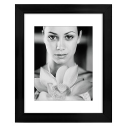 Malden-11x14 16x20 Manhattan Black-Photo Frames