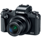 Canon-PowerShot G1 X Mark III Digital Camera - Black-Digital Cameras