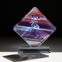 Photo Diamond Crystal Award