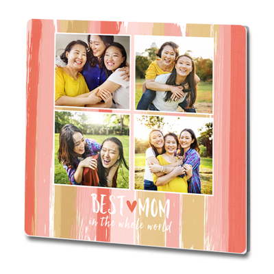 8x8 Mom Metal Collage PG 822
