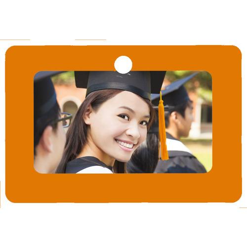 Rectangle Framed (Orange)