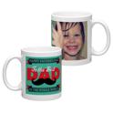11 oz Ceramic Mug (Dad G)