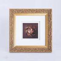 "Ornate Gold Renaissance Frame 5x5"""