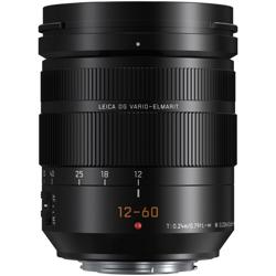 Panasonic-Lumix G Leica DG Vario-Elmarit 12-60mm F2.8-4.0 ASPH. POWER O.I.S-Lenses - SLR & Compact System