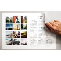 12x18 Wall Cling Calendar: 2020