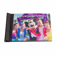 Mini Flip Photo Book