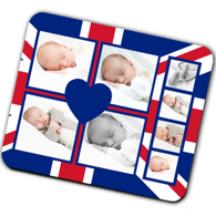 British Flag Mousemat