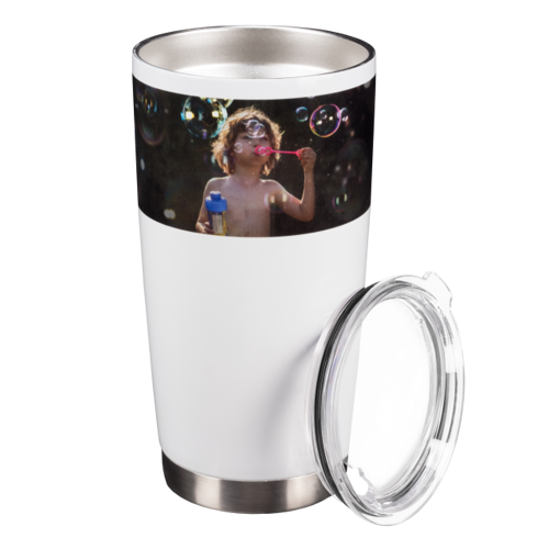 20 oz Personalized Double-Wall Tumbler