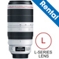 Canon-EF 100-400mm F/4.5-5.6L IS II USM Lens (Rental)-DSLR Camera and Lens Rentals