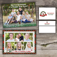 Holiday Cheer<br>5x7<br>Envelope