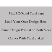Create Your Own Yard Sign