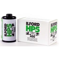 Ilford-HP5 Plus 35mm - 36 Exposures-Film