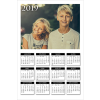 12x18 Calendrier Poster