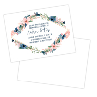 Spring Romance<br>2.5x3.5 Insert<br>Double Sided