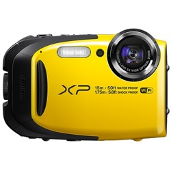 Fujifilm-FinePix XP80 Waterproof, Shockproof, Dustproof, Freezeproof HD Digital Camera-Digital Cameras