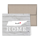 Knoxville Home Note Cards