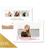Grad Card (17-049-5x7) Foil