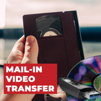 Mail-In Video Transfer