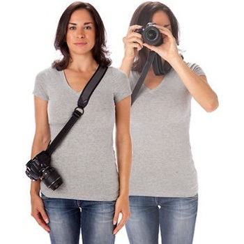 Joby-UltraFit Sling Strap for Women-Camera Straps & Vests
