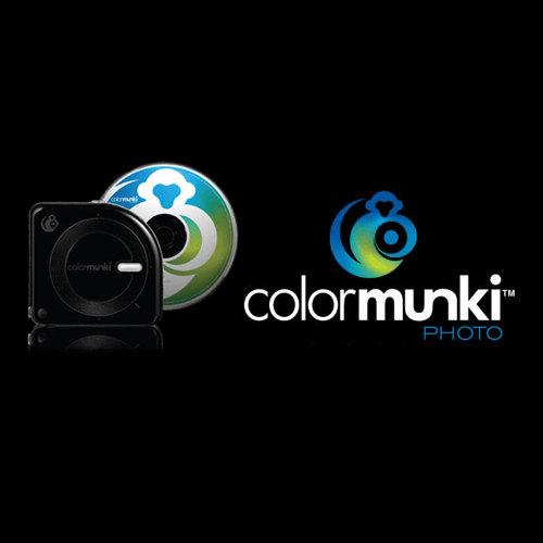 X-Rite-Colormunki Photo-Photo Software