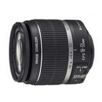 Canon-EF-S 18-55mm f/3.5-5.6 IS-Lenses - SLR & Compact System