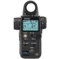 Sekonic-Digital Master L-758Cine-Light Meter