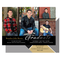 Graduation Announcement (20-001)
